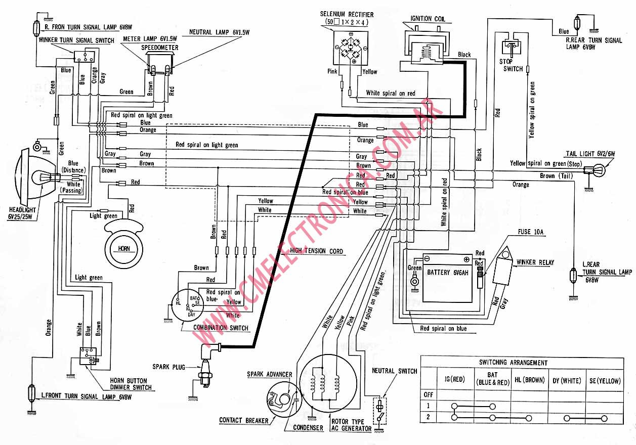 90 Eclipse Wiring Diagram