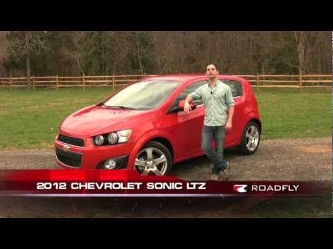 2012 Chevrolet Sonic LTZ review