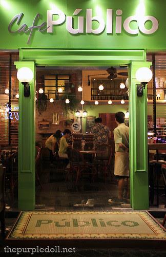 Cafe Publico Greenhills