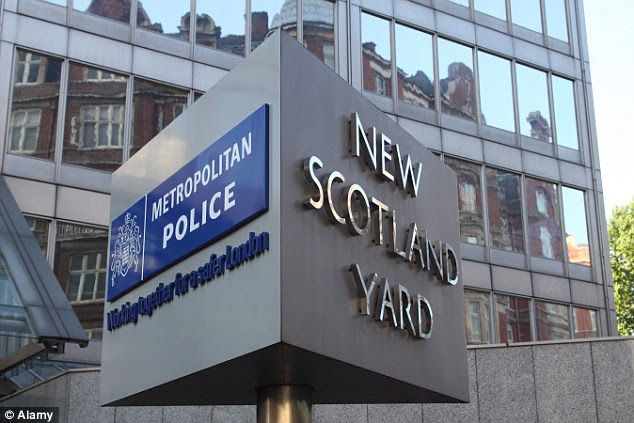 Investigation: The Metropolitan Police is being probed over allegations of high-level corruption