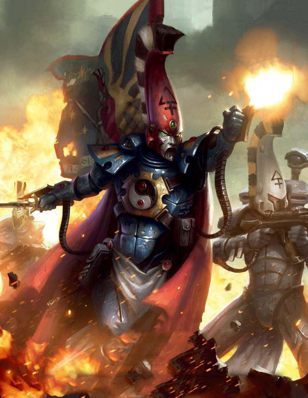 Asurmen | Warhammer 40k | FANDOM powered by Wikia