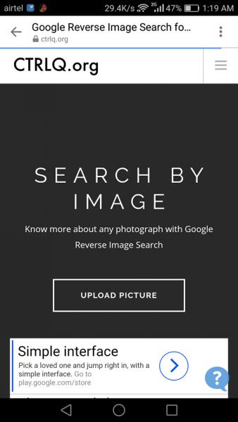 How to find Similar Images Online using Reverse Image Search