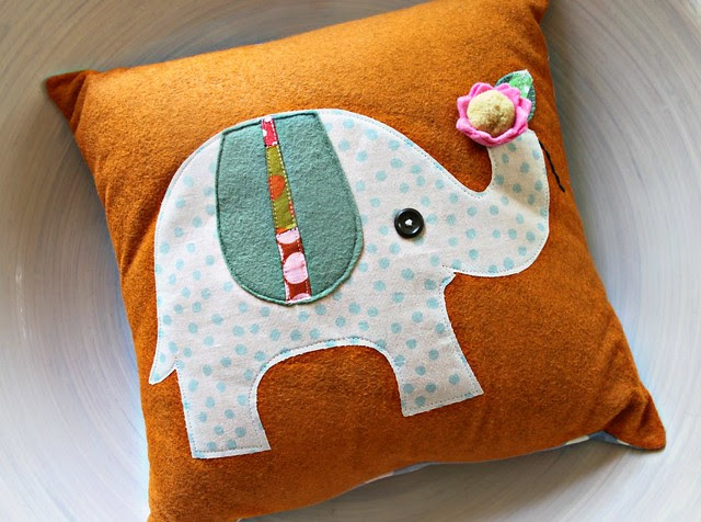 Elephant Applique from 2011