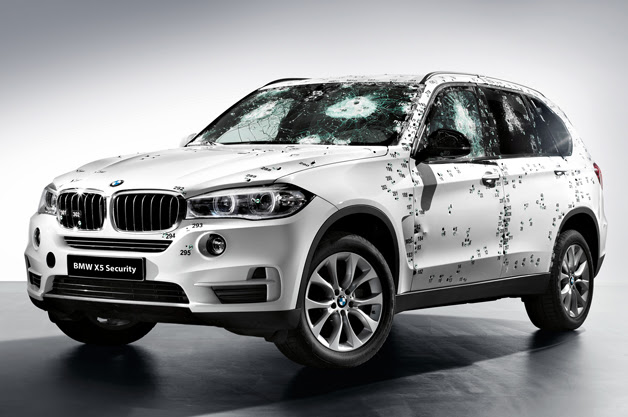 BMW X5 Security Plus