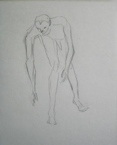 Matthew Felix Sun's Live Drawing _ 1980