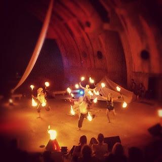 Flam Chen #arcosanti #arizona