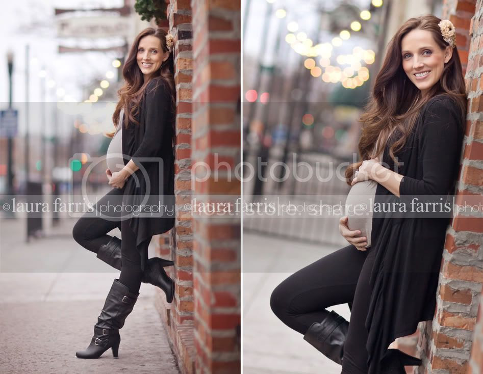 Boise maternity photography