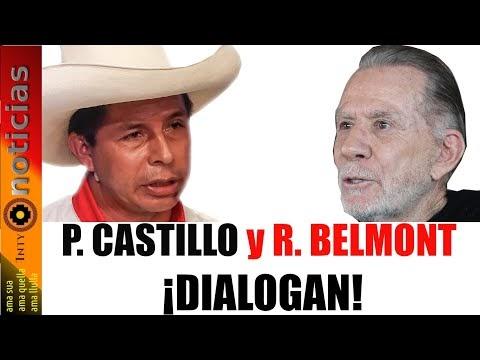 108-LA DUPLA DE ORO, PEDRO CASTILO Y RICARDO BELMONT JUNTOS HARÁN HISTOR...