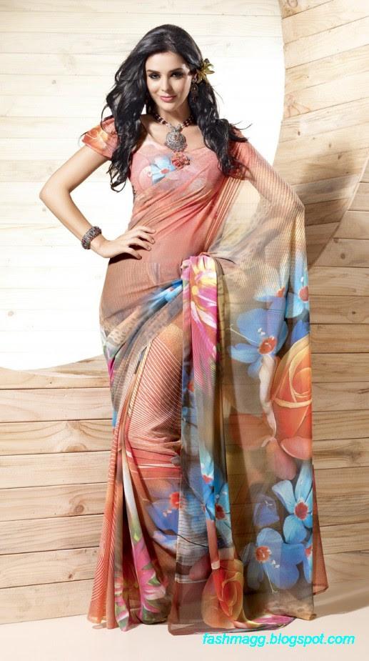 Printed-Saree-Indian-Pakistani-Beautiful-New-Fashionable-Sari-Collection-2013-8