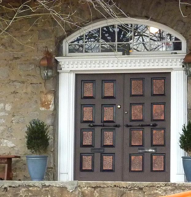 P1030900-2012-01-12--Virginia-Cotton-Docks-Beltline-Doors-Brown-Panel-with-Architrave-detail