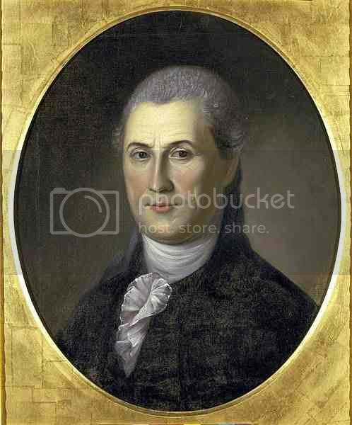 signer of the Declaration of Independence