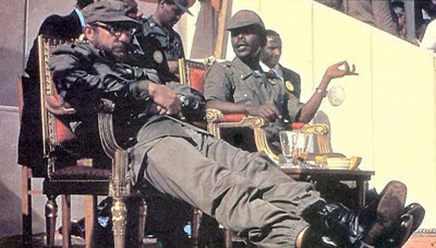 Αἰθιοπία, 1977. Ὁ δικτάτωρ ἐπέβαλε καὶ μίαν γενοκτονία.