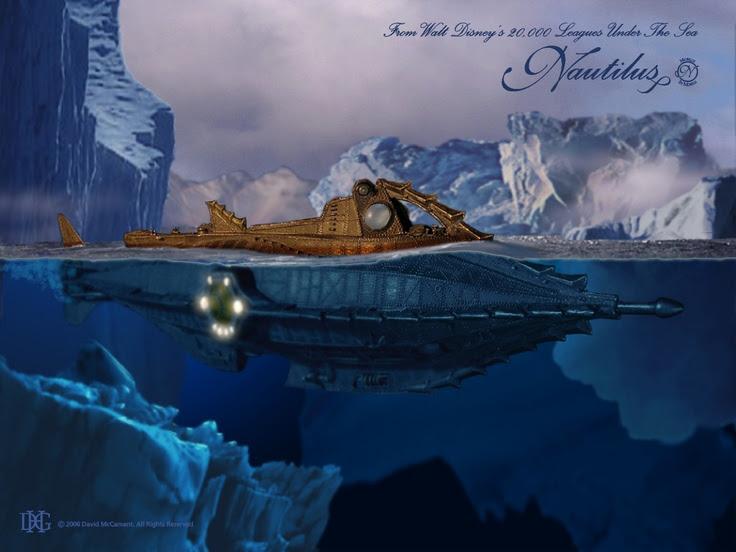 At the Pole | David McCamant #nautilus