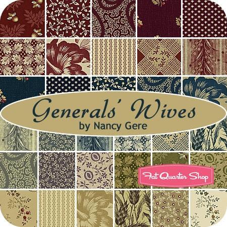 Generals' Wives BOM