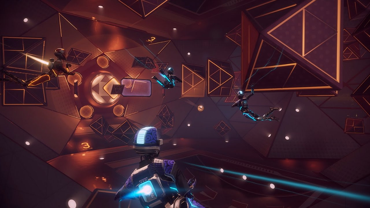 Echo Arena strikes the perfect balance between competition and humping screenshot