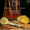 SATOH, TOYOHIKO - italian lute music