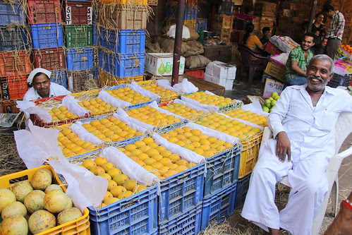 Fruit Sellers Crawford Market by firoze shakir photographerno1