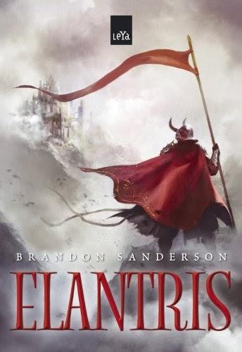 Resenha | Elantris - Brandon Sanderson