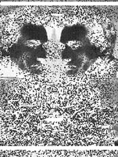Artaud_manrayand HISDOUBLEwith digital worddust2 by jim leftwich