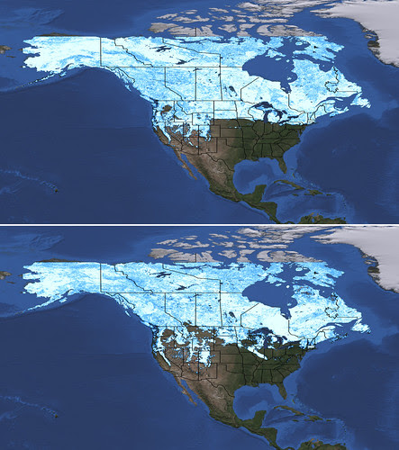 End of Winter: How 2012 Snow Stacks Up
