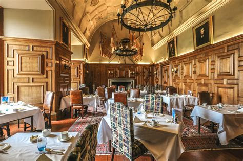 Indulge Your Inner Princess at the Ackergill Tower Hotel
