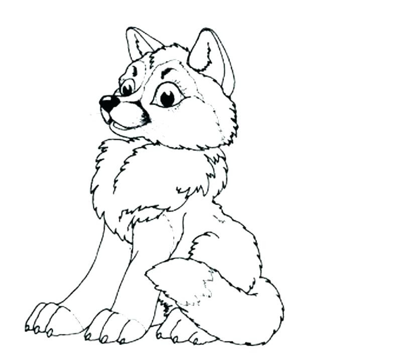 Animal Jam Arctic Wolf Coloring Pages at GetColorings.com ...