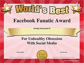 Facebook Award - Download Free Award
