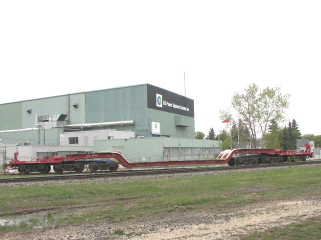 KRL 300301 in Winnipeg