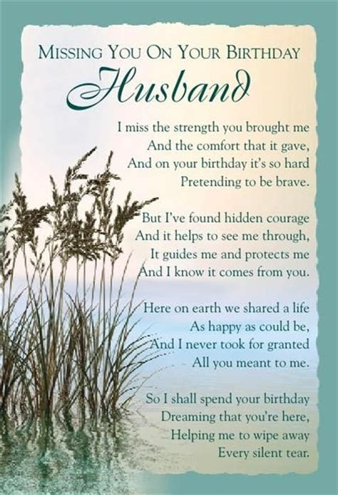 BIRTHDAY QUOTES FOR HUSBAND IN HEAVEN image quotes at