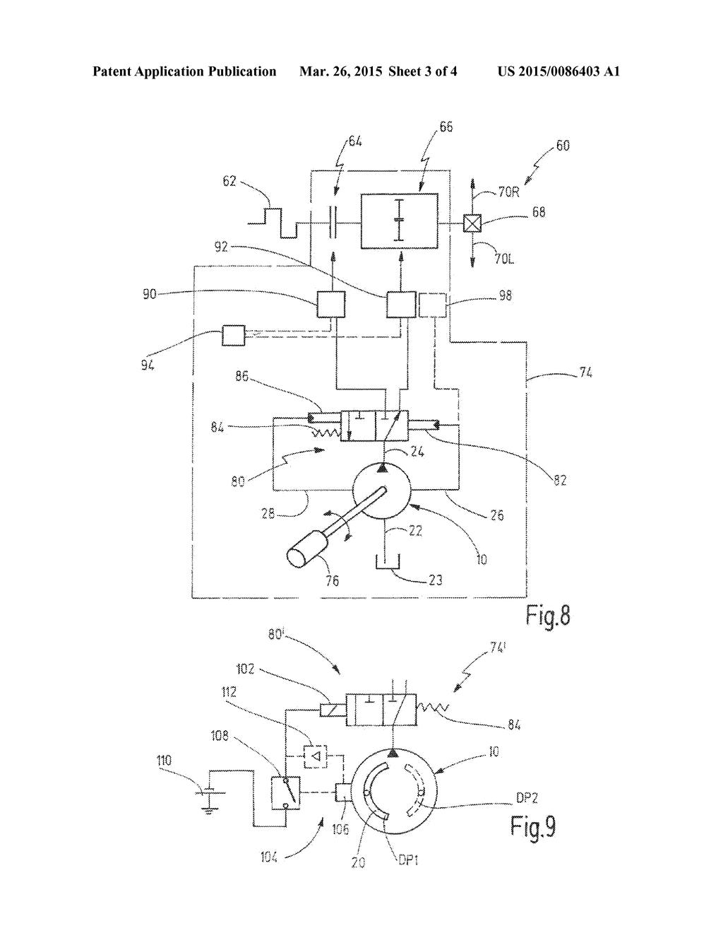 hydraulic gear pump schematic