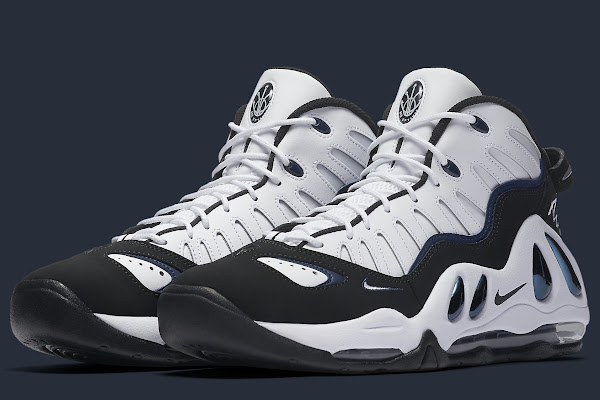 cheap for discount f0afb a2b02 The  College Navy  Nike Air Max Uptempo 97 Returns Next Week
