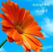 The Sunshine Award