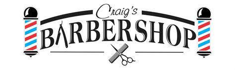 barber shop logos