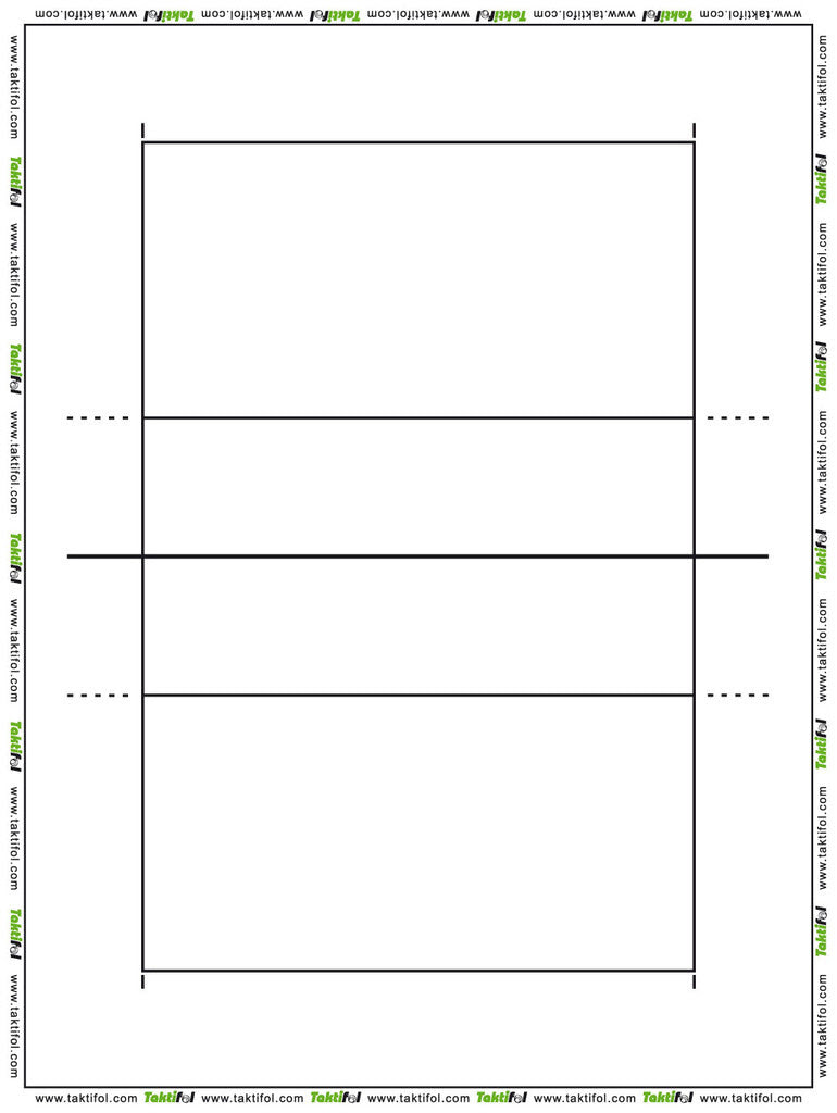 This is an image of Tactueux Volleyball Lineup Sheet Printable