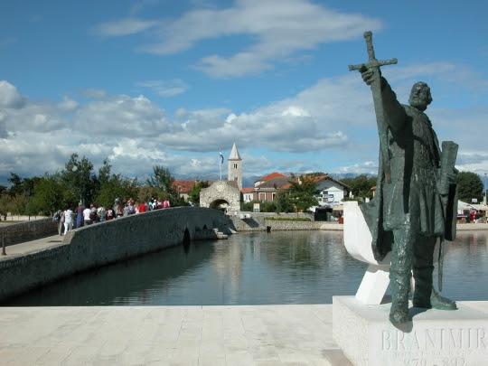 Μνημείο για Πρίγκιπα Μπράνιμιρ