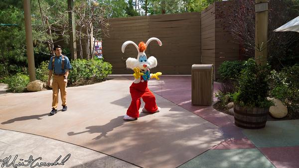 Disneyland Resort, Disneyland, Big Thunder Ranch Jamboree, Easter, Spring, Springtime, Roundup, Egg, Roger Rabbit