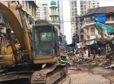 Mumbai: Sobe para 33 o número de mortos em desabamento de prédio