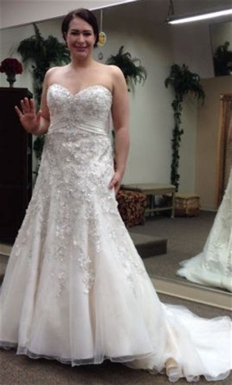 Mori Lee 1953, $800 Size: 14   Used Wedding Dresses