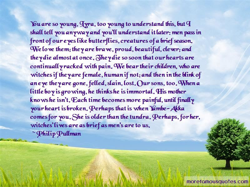 She Was Too Young To Die Quotes Top 5 Quotes About She Was Too