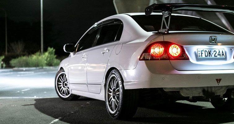 910 Modifikasi Mobil Honda Accord Tahun 1997 HD Terbaru