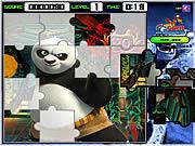 Jogar Kungfu panda 2 jigsaws Jogos