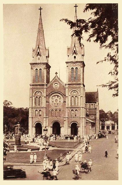 SAIGON - LA CATHEDRALE