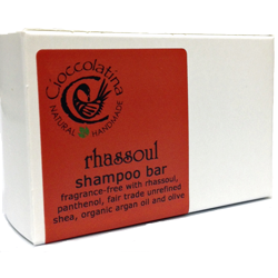 Sheabutter Cottage UK - Rhassoul Shampoo Bar - Size 65g