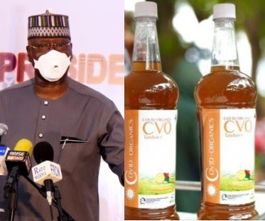 President Buhari orders importation of Madagascar COVID-19 'remedy'