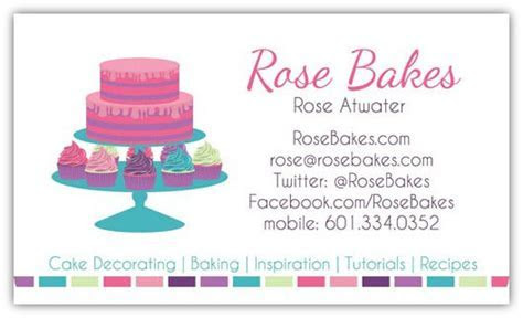 5 Easy Ways to Grow Your Cake Business   Rose Bakes