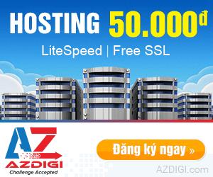 hosting litespeed tốc độ cao