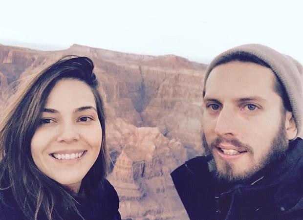 Tainá e Henrique (Foto: Reprodução/Instagram)