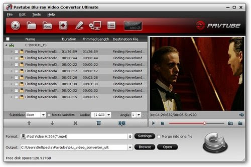 Pavtube Blu-Ray Video Converter Ultimate