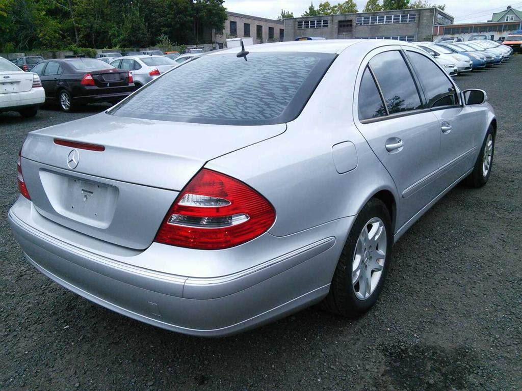 2003 Mercedes-Benz E350 (Hartford, CT 06114) | Property Room