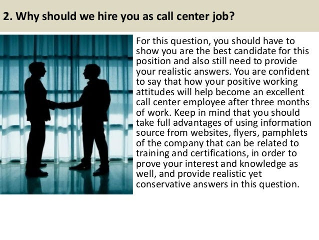144 call center interview questions and answers pdf